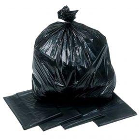 Bag - Black Regrain Sack 80G