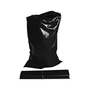 Bag - Black Rubble