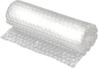 Bubble Wrap Clear Large Bubbles (750mm x 50m) 2 Pack