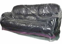 "Covers 2 Seater 120g Poly 96"" x 54"" (75)"