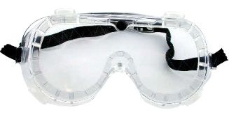 Goggles - Indirect Ventilation