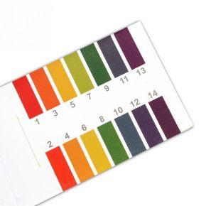Indictator papers - full range pH 1-14