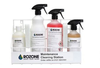 Maintenance Cleaning Station