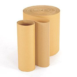Paper - Corrugated Roll 900mm x 75m