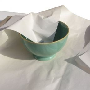 Paper - plain white wrapping