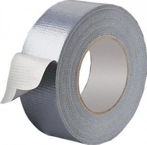 TAPE - GAFFER SILVER (Box of 24 )