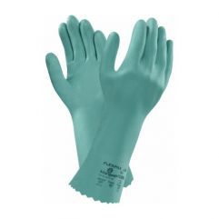 Gloves Nitrile Gauntlet
