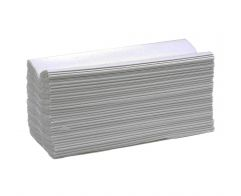 Paper Hand Towels White (Box of 15 packs)