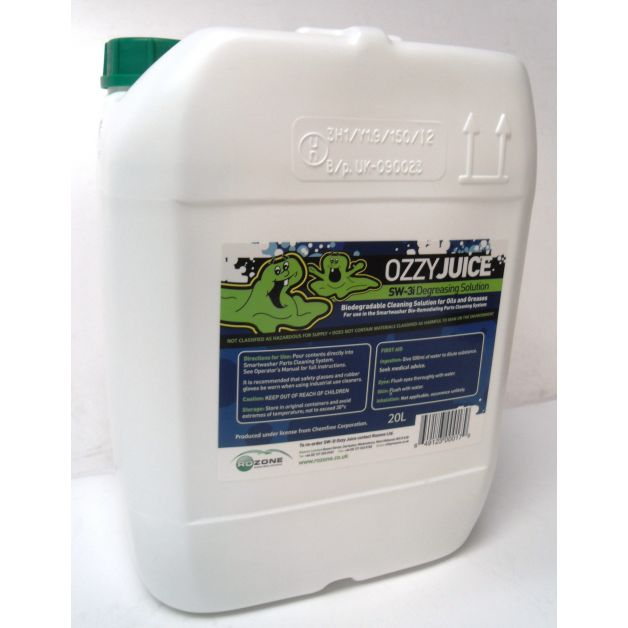 Sw 3i Ozzy Juice 20l General Degreasing Solution
